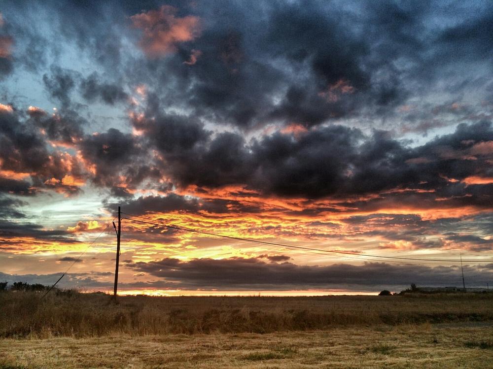 Sahagun's Sunset
