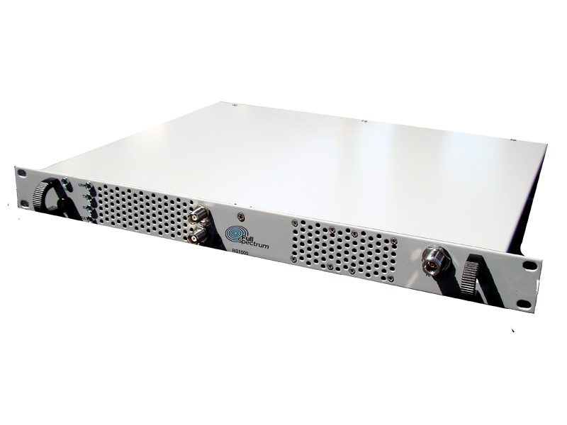 "Base Station BS1000 19"" 1U Rack Mount"