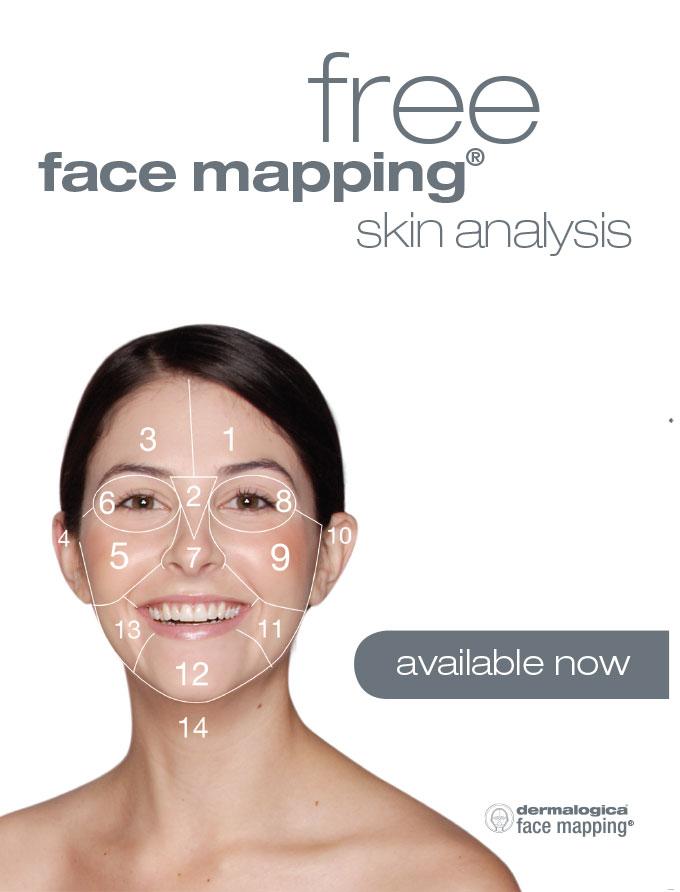 Lulu Belle Free Dermalogica Face Mapping