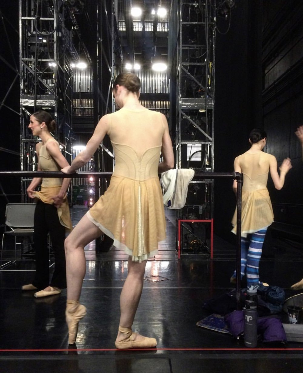 Ballet West in Val Caniparoli's Dances for Lou @scurveapparel