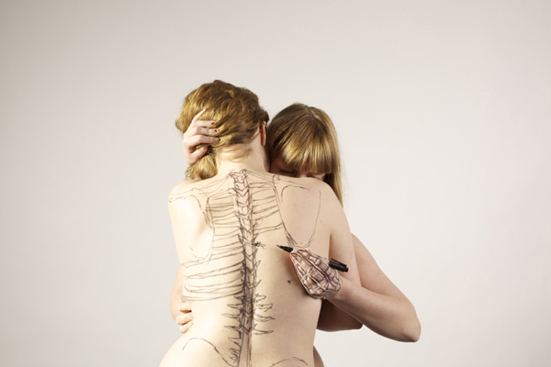 Lena Katrine & Heidi-Anett, Construction, Foto, 2013, 116×82 cm