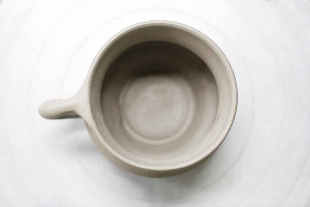 Top View Mug