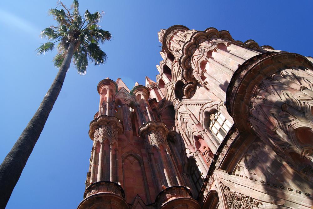 Facade of San Miguel