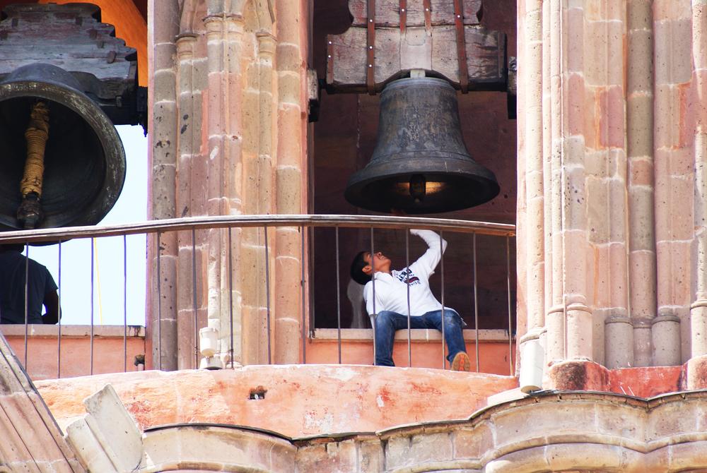 Bell Ringer San Miguel