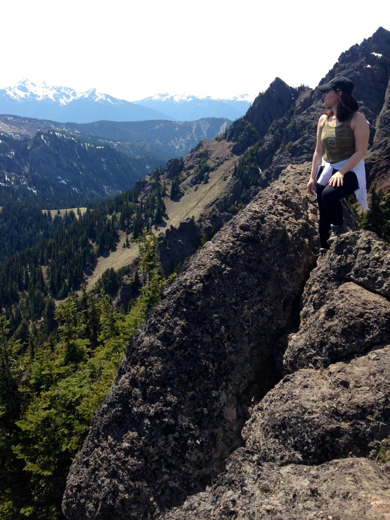 Klahhane Ridge. Photo: Chelsea Westerlund.