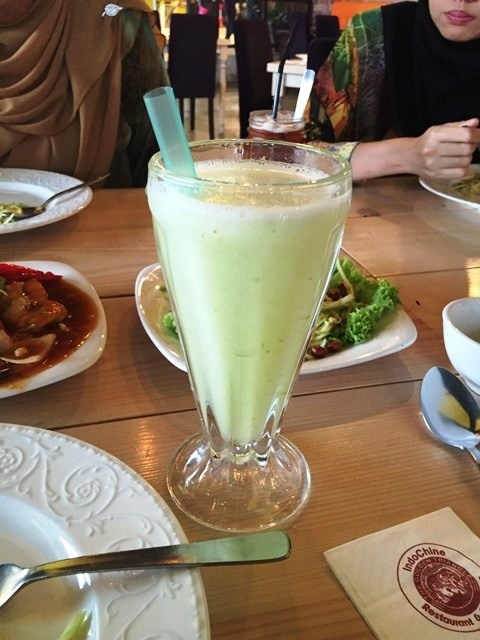Avocado thick shake