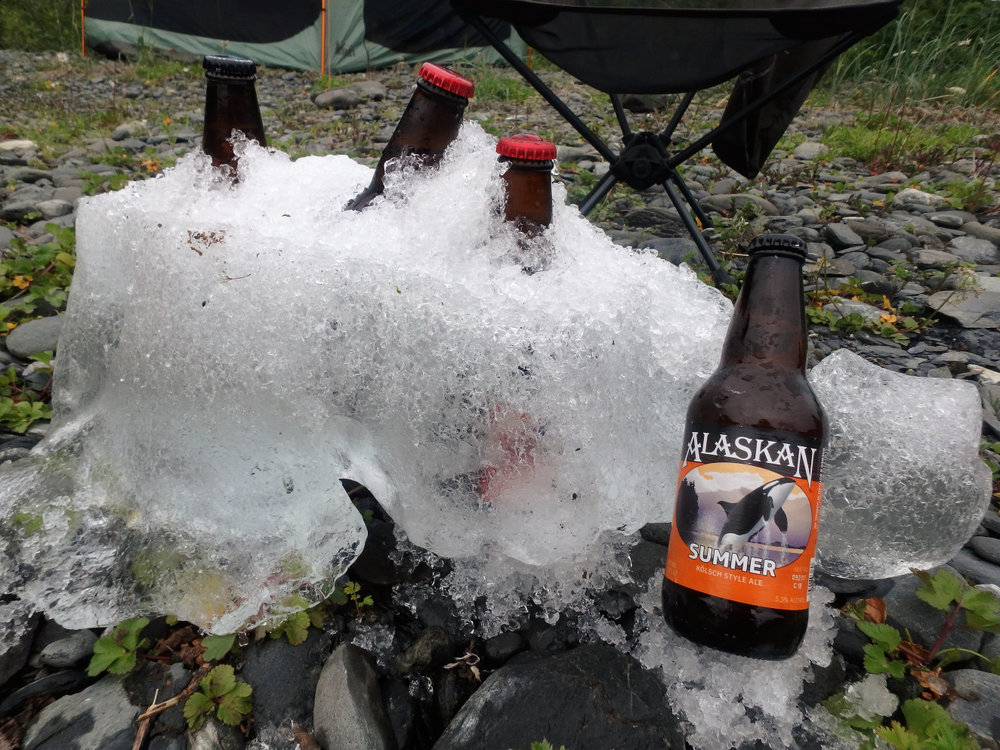 Happy Hour on local hand-picked free range glacial ice:)   MORE POSTS BY ILENE PRICE