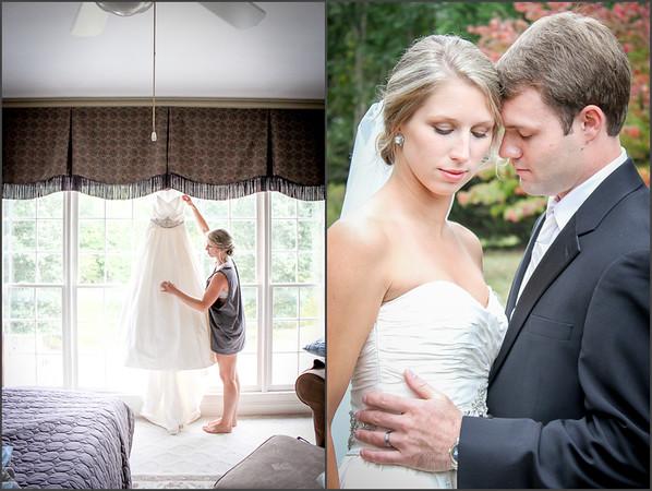 Photographers in Memphis TN bride wedding dress