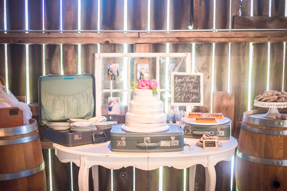 Memphis Rustic Wedding