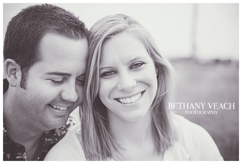 sweet engagement session in the midsouth