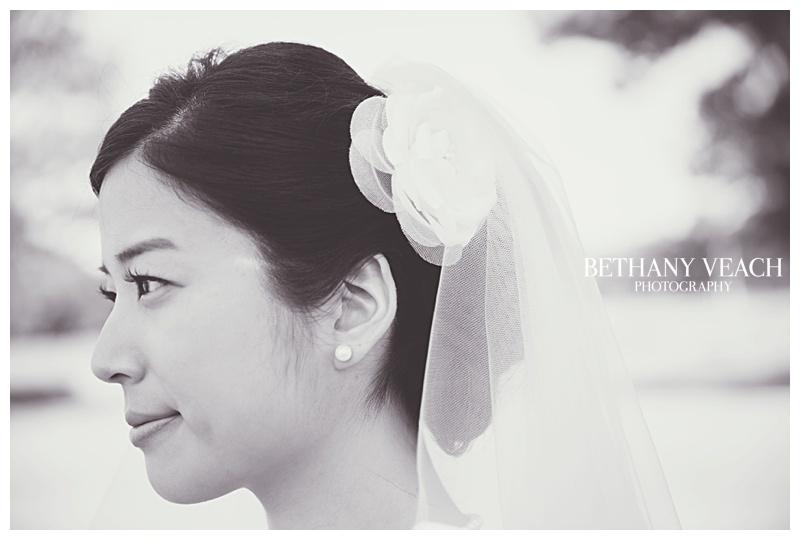 memphis bridal portraits