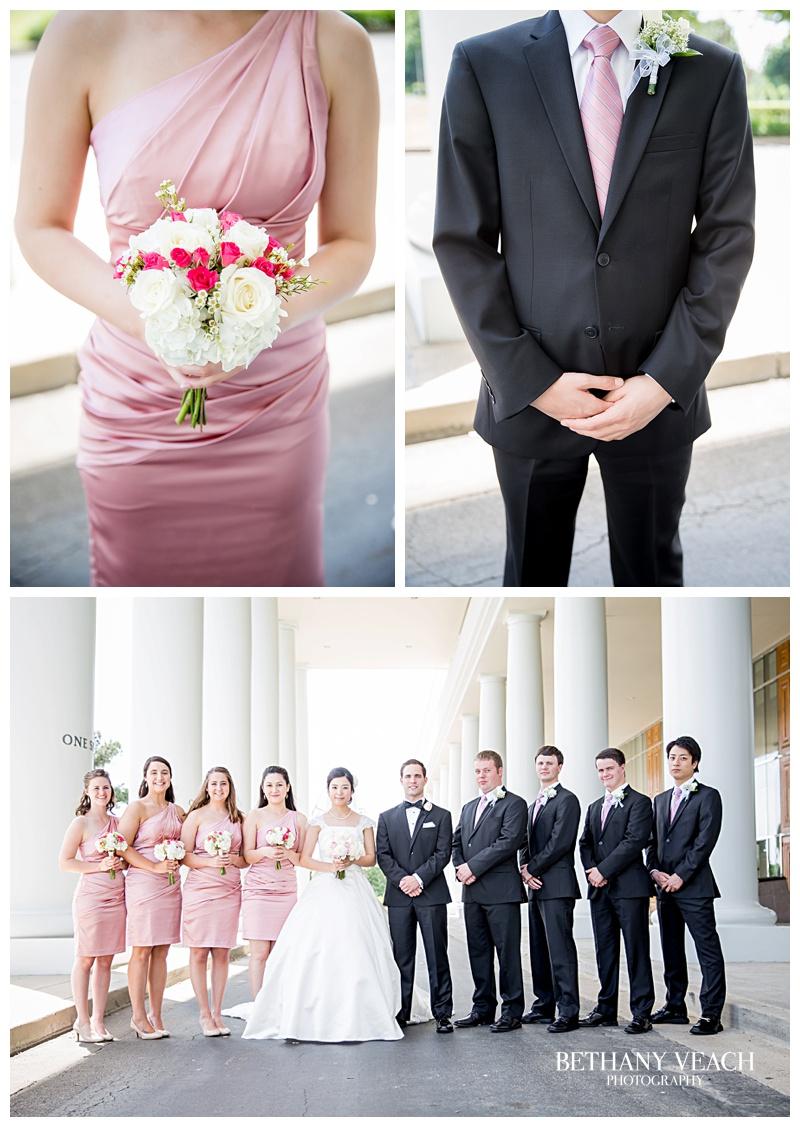 memphis pink bride