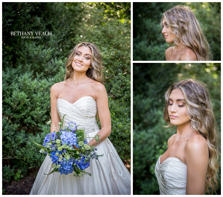 bridal portraits in memphis tn