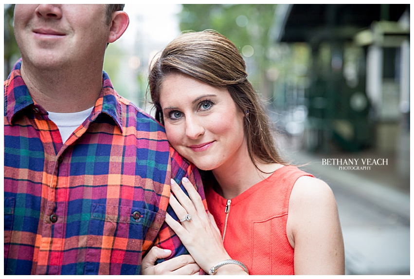 Downtown Memphis Engagement Session