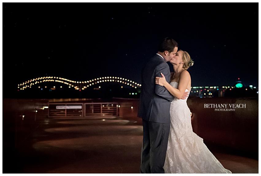 memphis bridge wedding