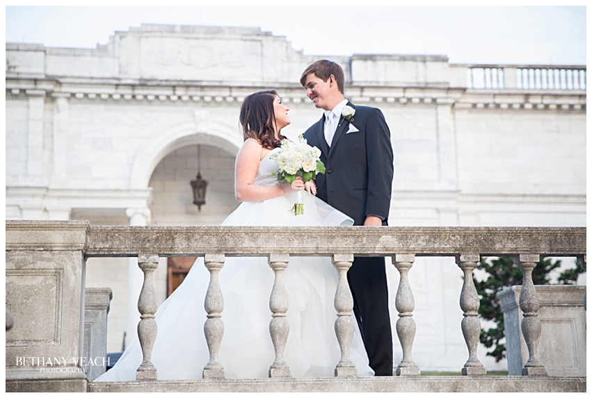 brooks museum wedding