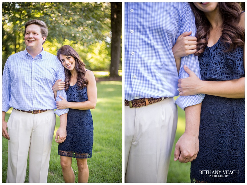 dixon gallery and garden engagement