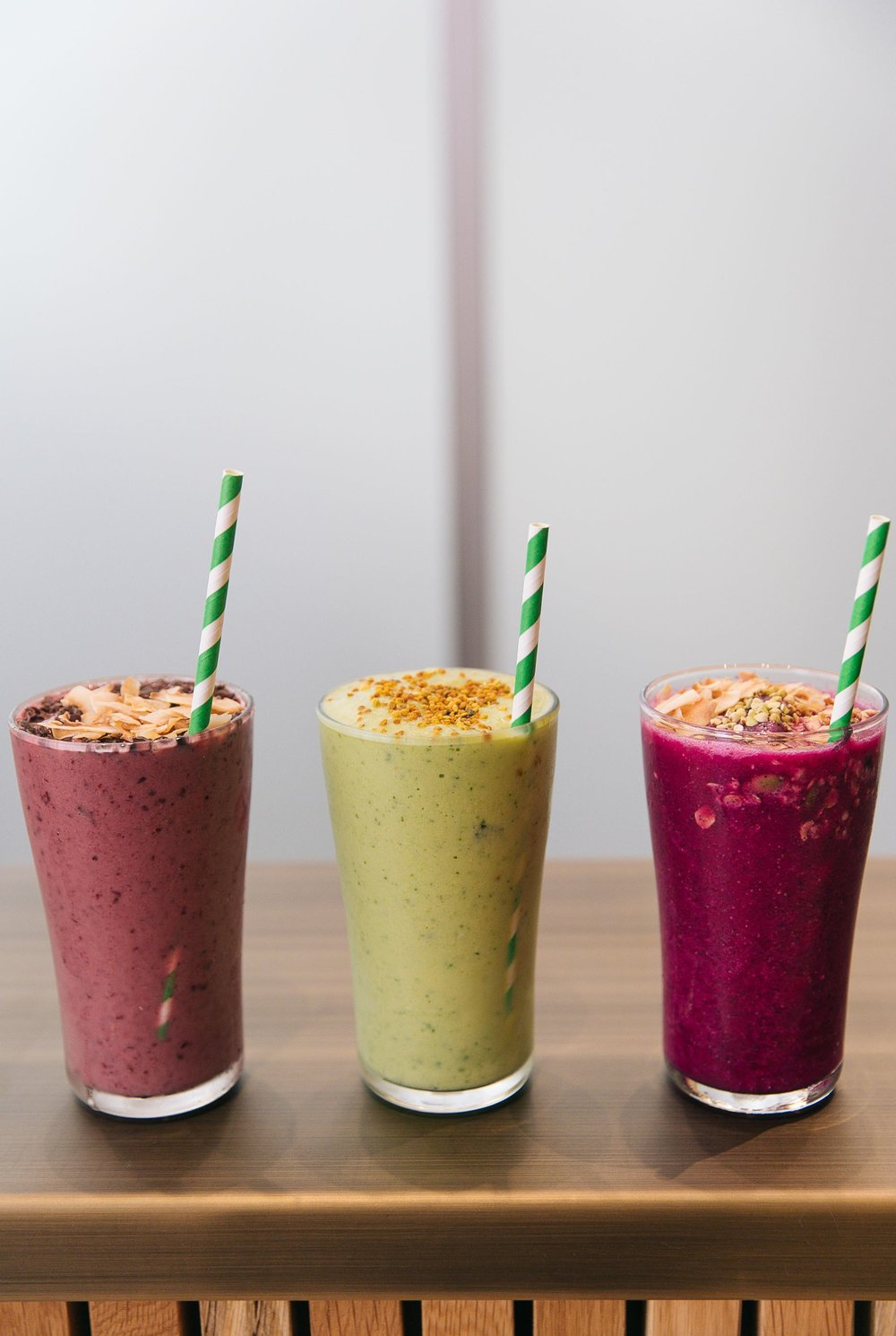 Delicious Smoothie's