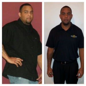 """I honestly never thought that losing weight could be easy, and after applying the principles from the Empower 21 Day Detox the weight started melting off."" Richard B. 36"