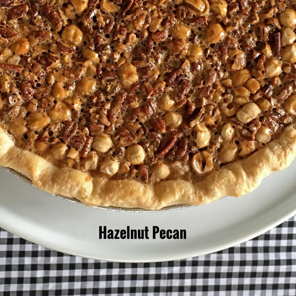 Hazelnut Pecan