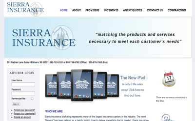 Sierra Insurance Marketing