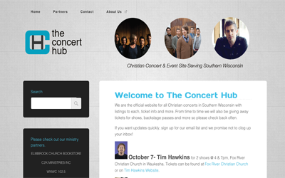 The Concert Hub