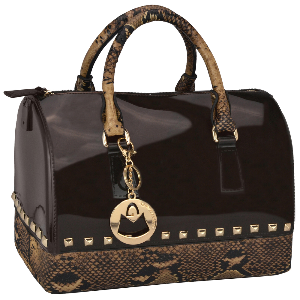 AMANI brown Jessie Style Doctor Handbag main image