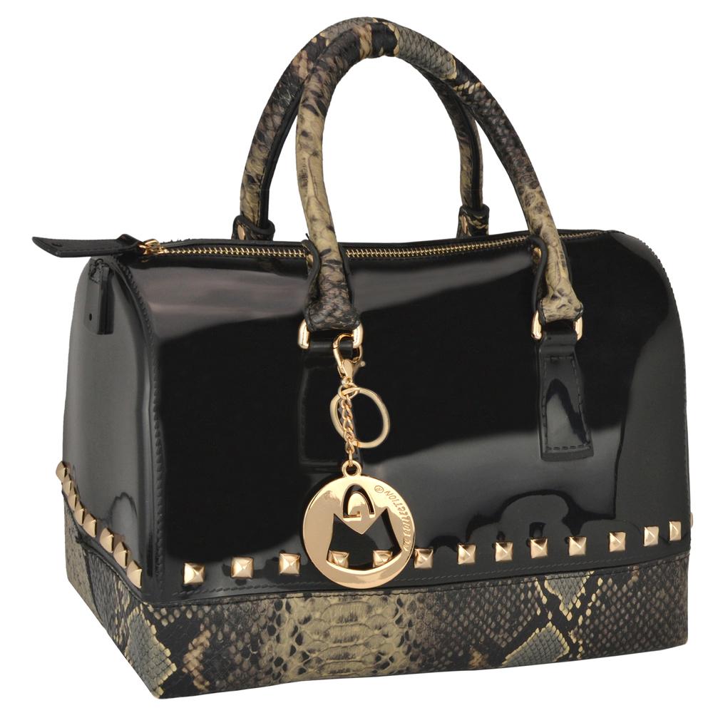 AMANI black Jessie Style Doctor Handbag main image