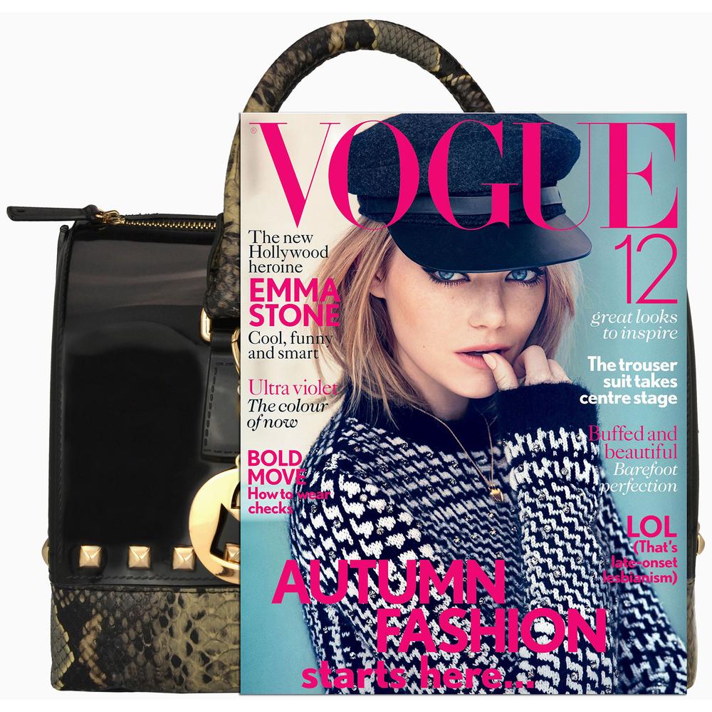 AMANI black Jessie Style Doctor Handbag size comparison image