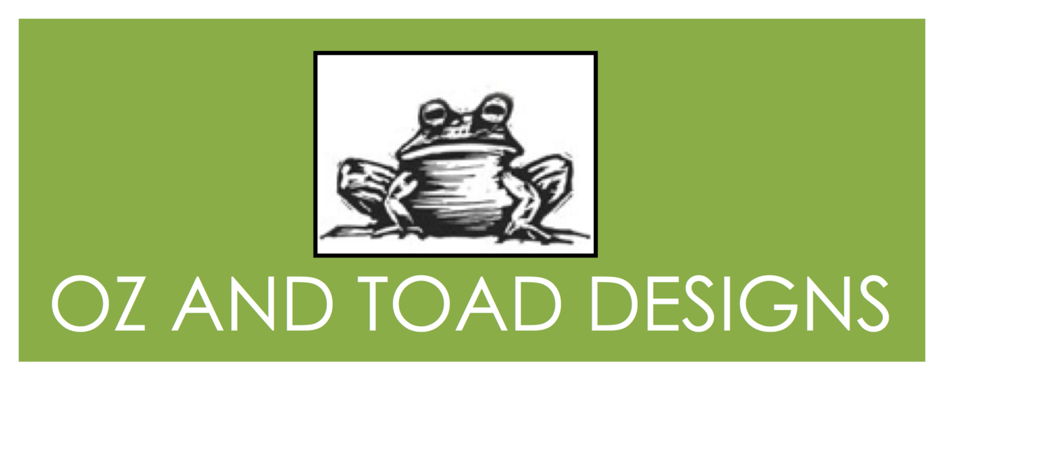 Oz and Toad Designs