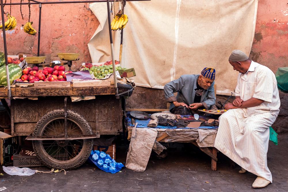 Marrakech #3 (X100s)