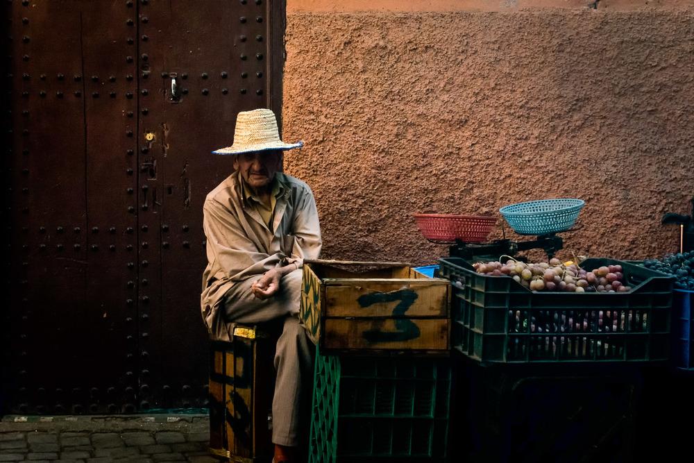 Marrakech #4 (X100s)