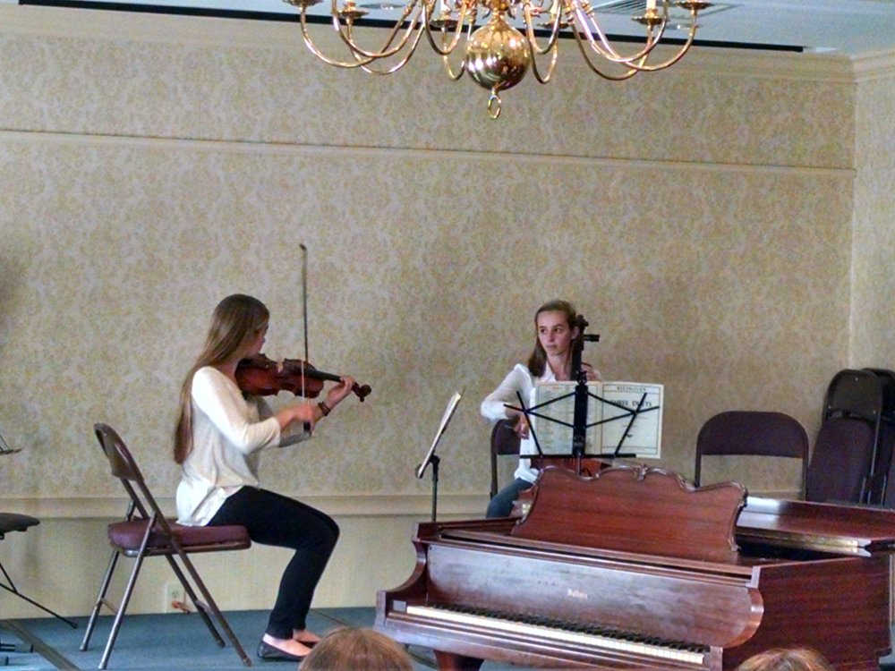 2015 CMTA Student Recital