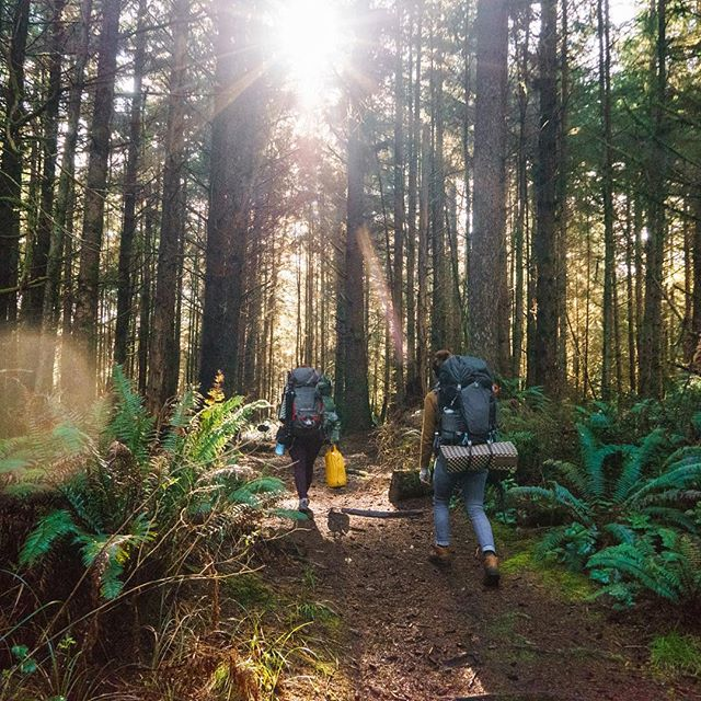 Backpacking season is here and I couldn't be more excited. • • • • • #backpacking #backpacker #camping #hiking #backpackers #traveloregon #backpack #trekking #travelling #wilderness #exploreoregon #globetrotter #travelblog #traveltheworld #bucketlist #outdoors #oregoncoast #oregon #optoutside #liveyouradventure #traveller #instapassport #traveler #getoutside #rei1440project #hike #aroundtheworld