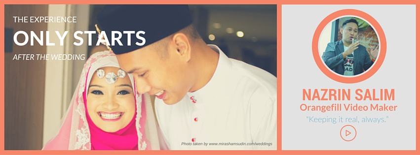 singapore malay wedding video services