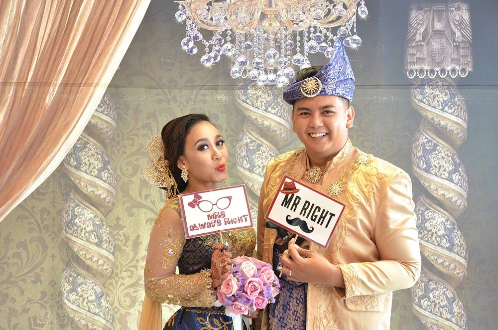 Photo by Azman (Ratu Weddings)