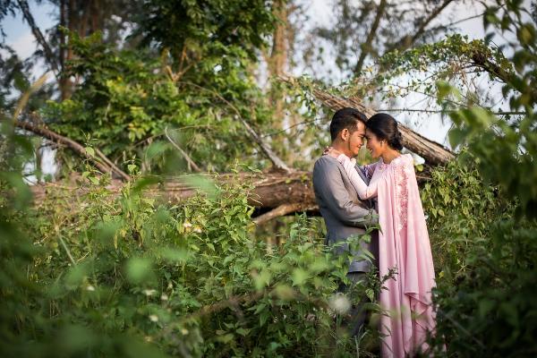 singapore malay wedding video services.