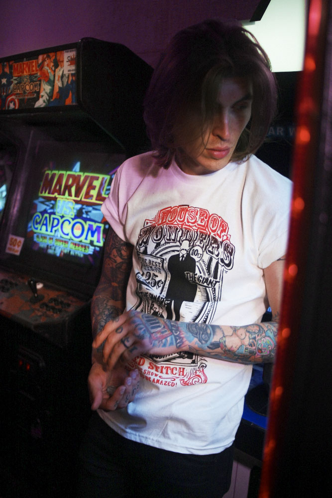 Sacred Stitch LookBook/Bradley Soileau