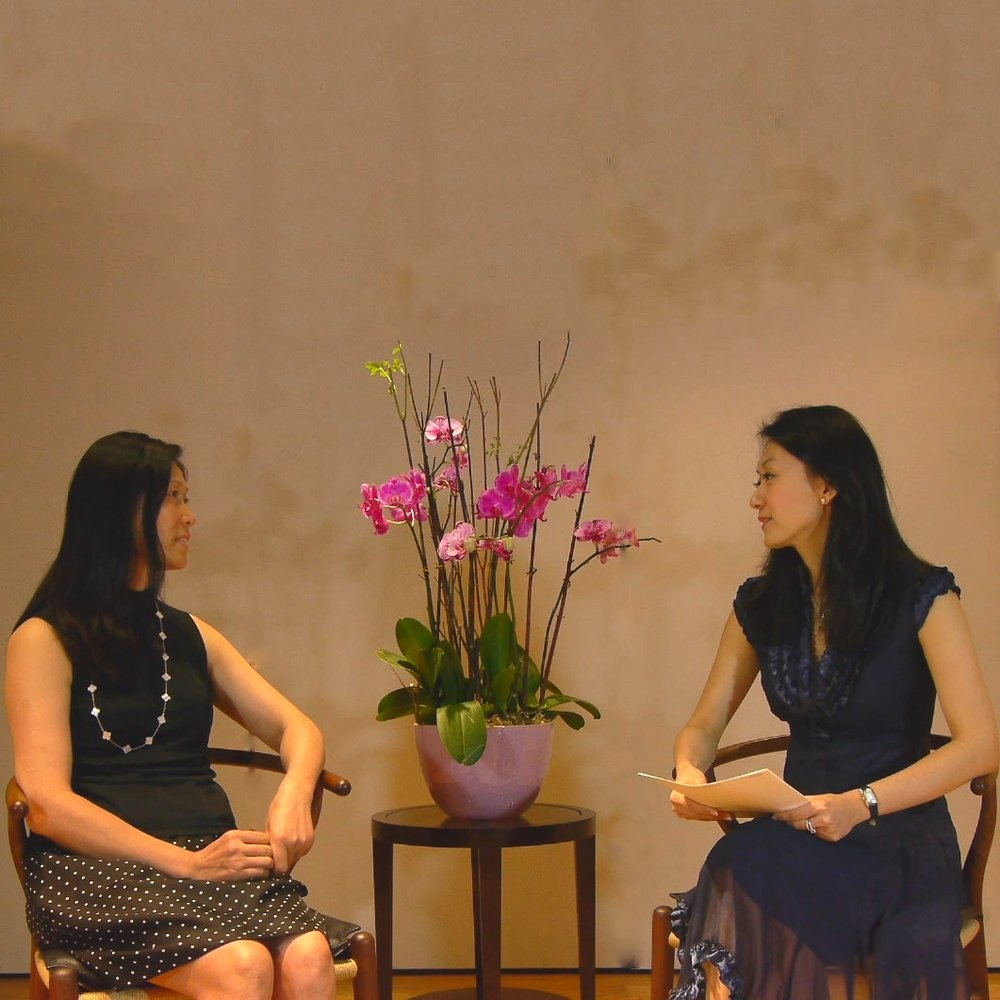 Face to face with Wang Wei, President of the Long Museum