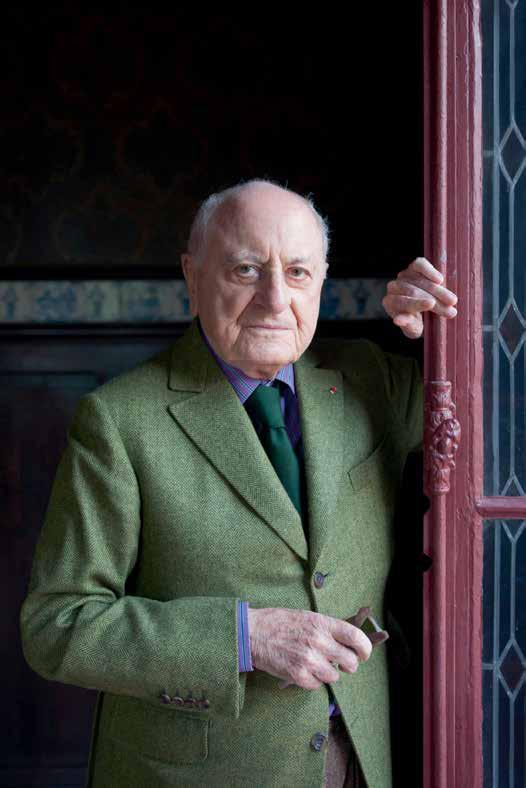 Interview with Pierre Bergé