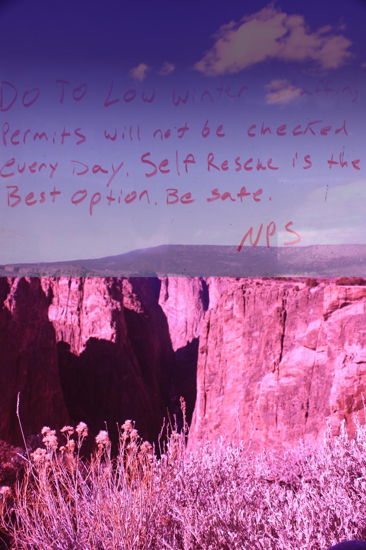 N.P.S. Black Canyon