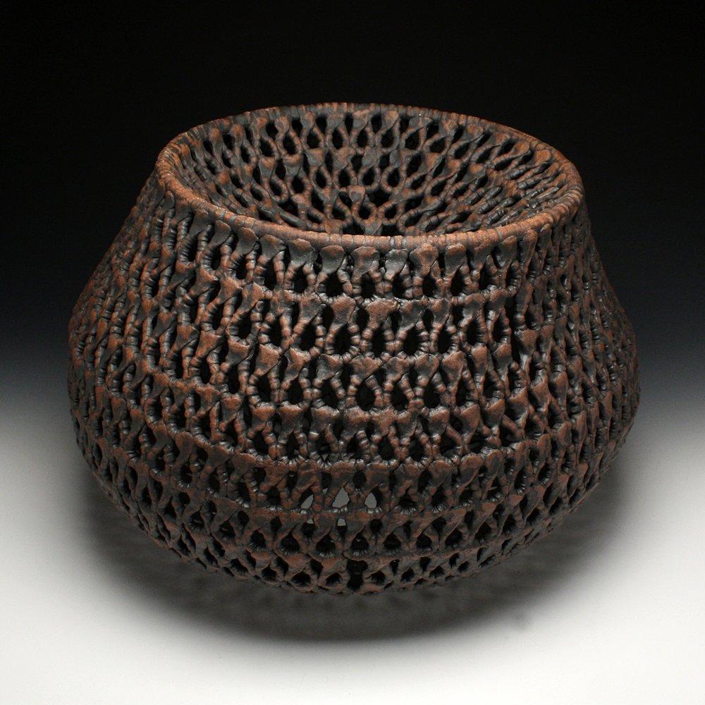 Large Basket , 46h x 58w x58d cm