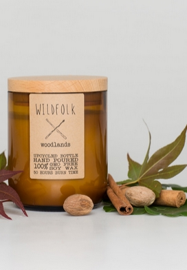 WildFolk - Up-cycled Candles