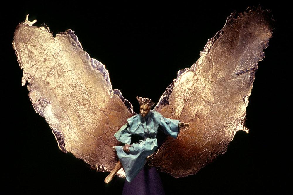 Angel Candleholder 10