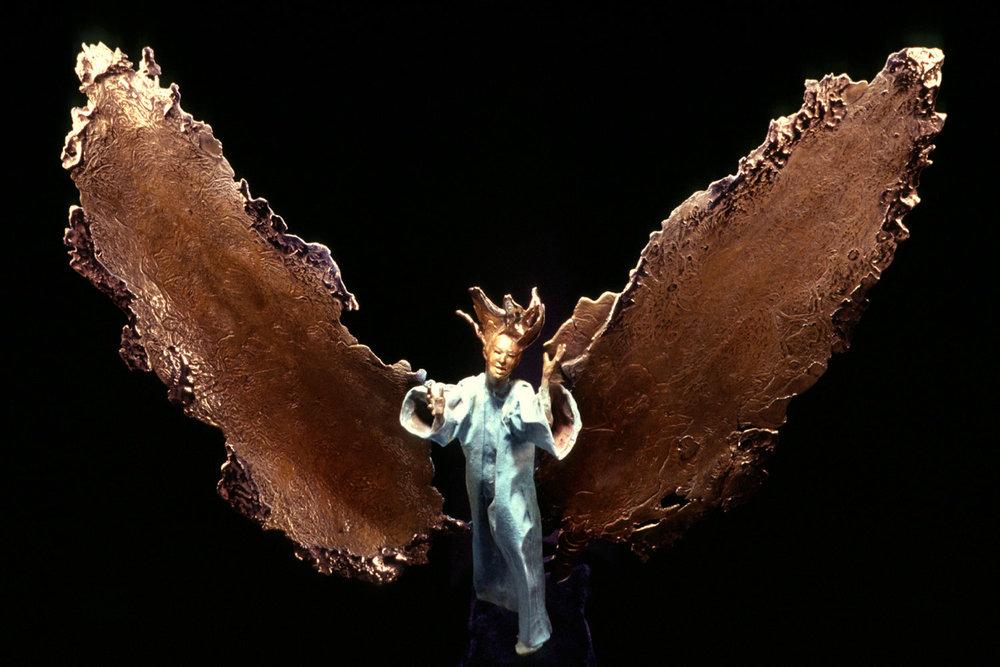 Angel Candleholder 9
