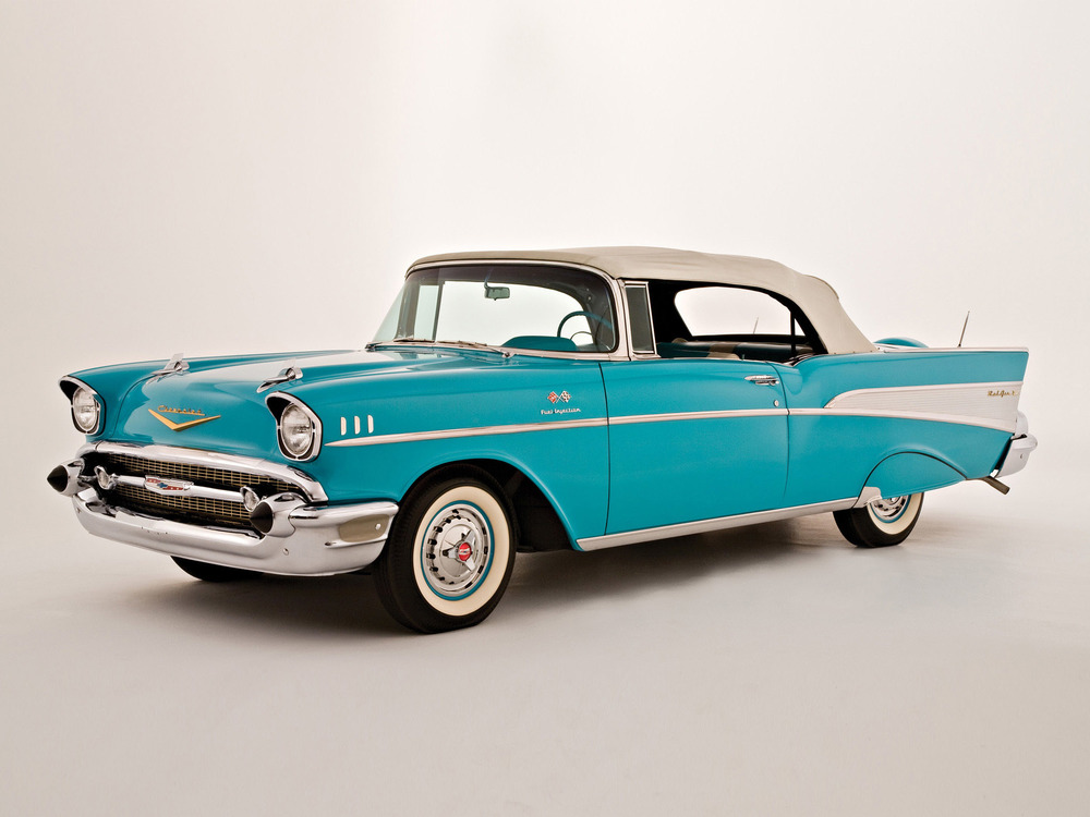 Top 5 Iconic Cars from the \'50s to the \'90s — Wisconsin Car ...