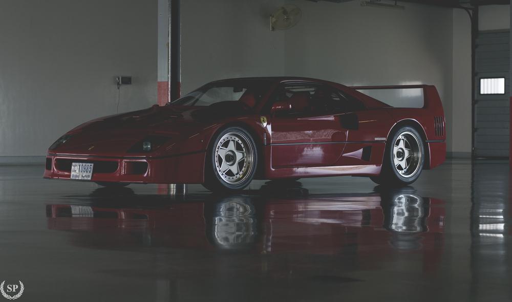 The Ferrari F40 - Enzo\'s last words — Wisconsin Car Enthusiast Club