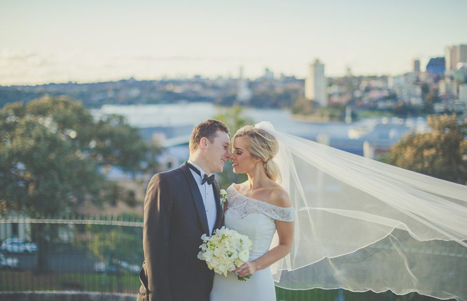 Ash + Paul   Ceremony @The Garrison Anglican Church, Millers Point Reception @  Sydney Dance lounge