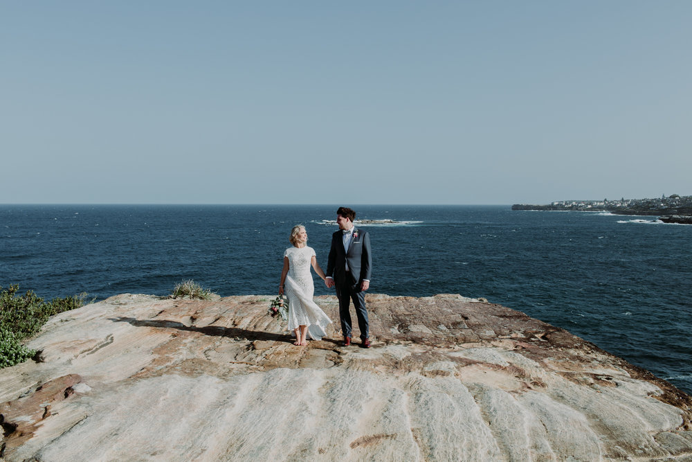 Alex + Helen   Ceremony at Coogee Reception @ Coogee Surf Life Saving Club