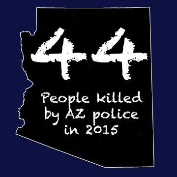 Killed by AZ Police